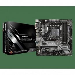 MB ASROCK AMD B450M PRO4
