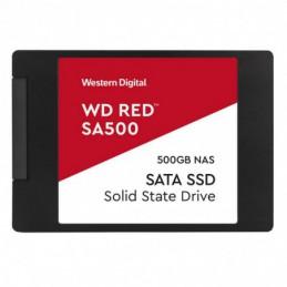 WD SSD 500GB RED 2.5 SATA3...