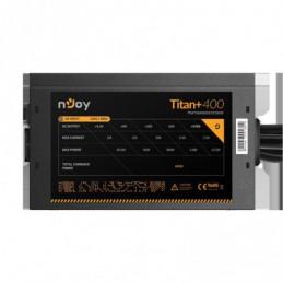 SURSA NJOY TITAN+ 400 ATX 400W
