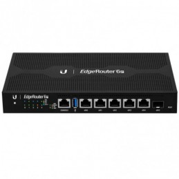 EdgeRouter 6-Port with PoE