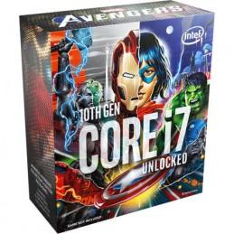 CPU Intel i7-10700K 5.10...