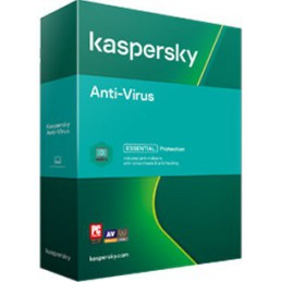 Kaspersky AntiVirus 3 PC...
