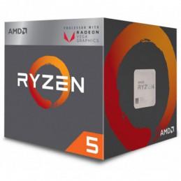 AMD CPU RYZEN 5 2400G...